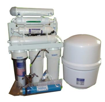 Filtrační konvice pro kojence